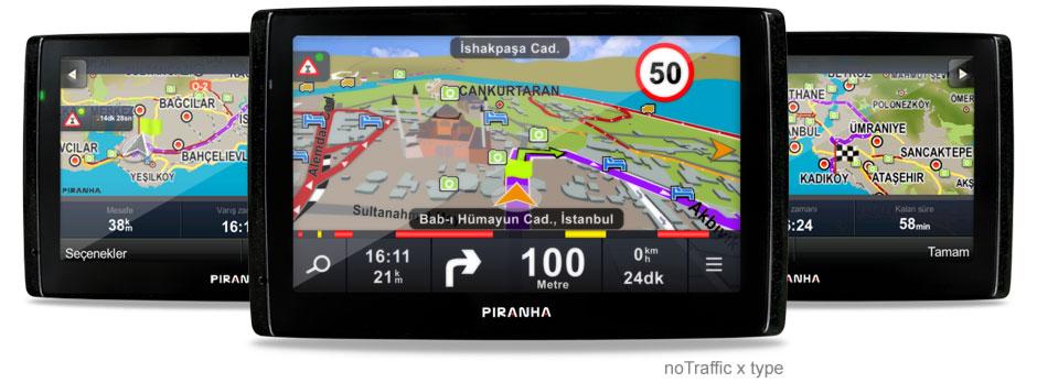 Trafik Çilesine Navigasyonlu Çözüm