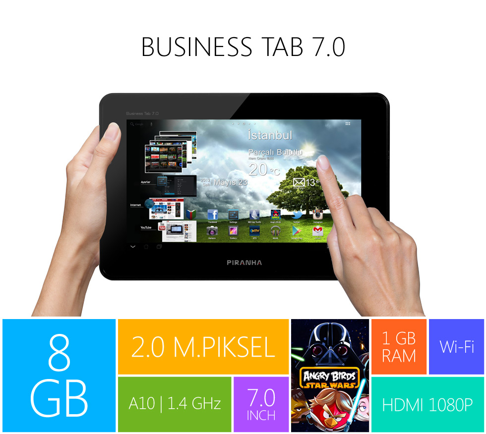 Business Tab 7.0
