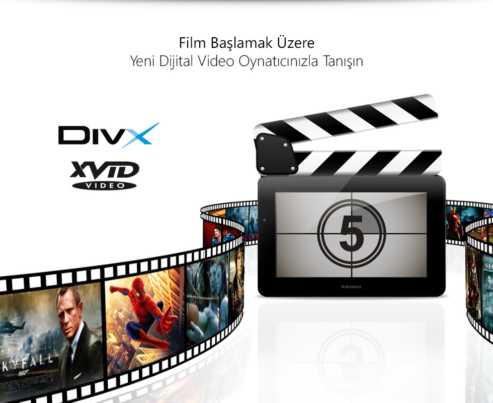 Business Tab 7.0-Film Başlamak Üzere
