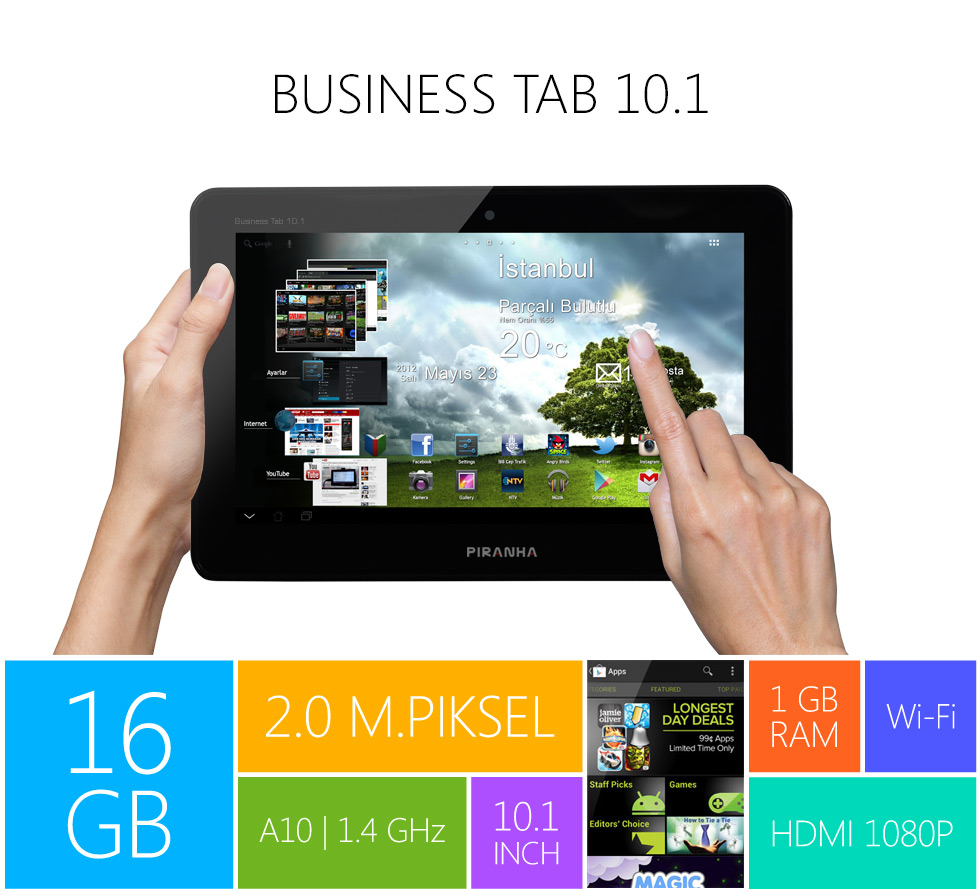 Business Tab 10.1