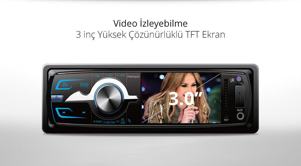 Charger Y Type-Video İzleyebilme