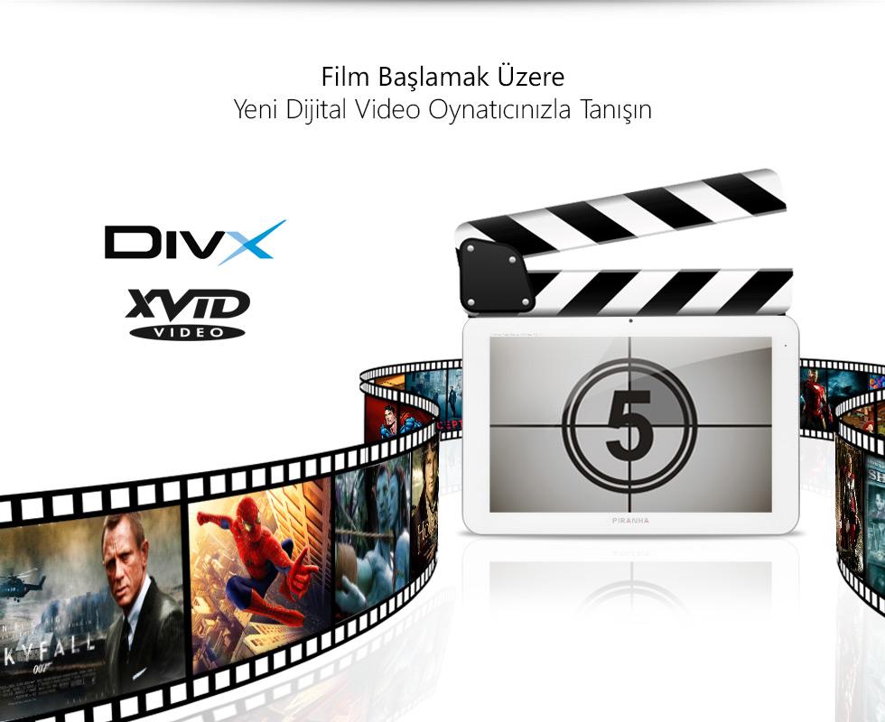 Ultra Tab 10.1 Zeus White-Film Başlamak Üzere