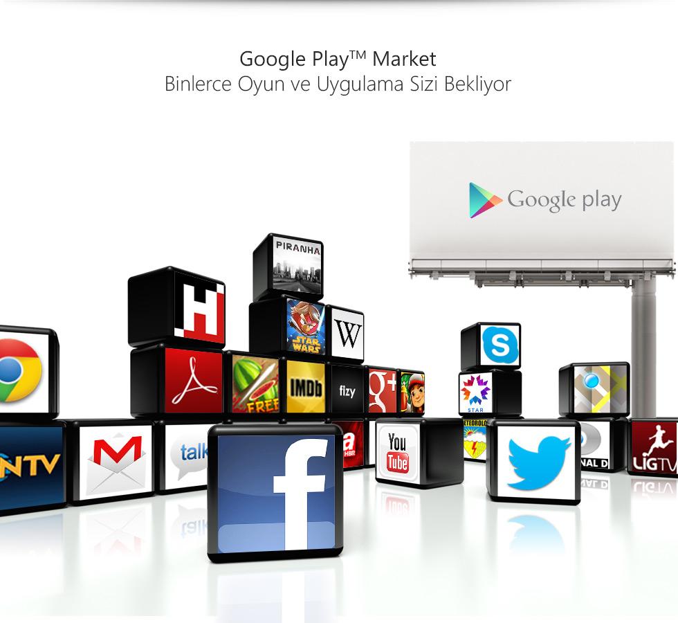 Pro II Tab 9.0-Google Play Market
