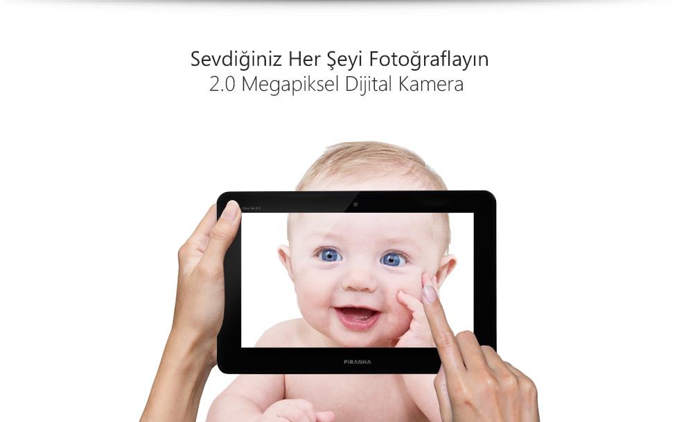 Ultra Tab 9.0-Sevdiğiniz Her Şeyi Fotoğraflayın
