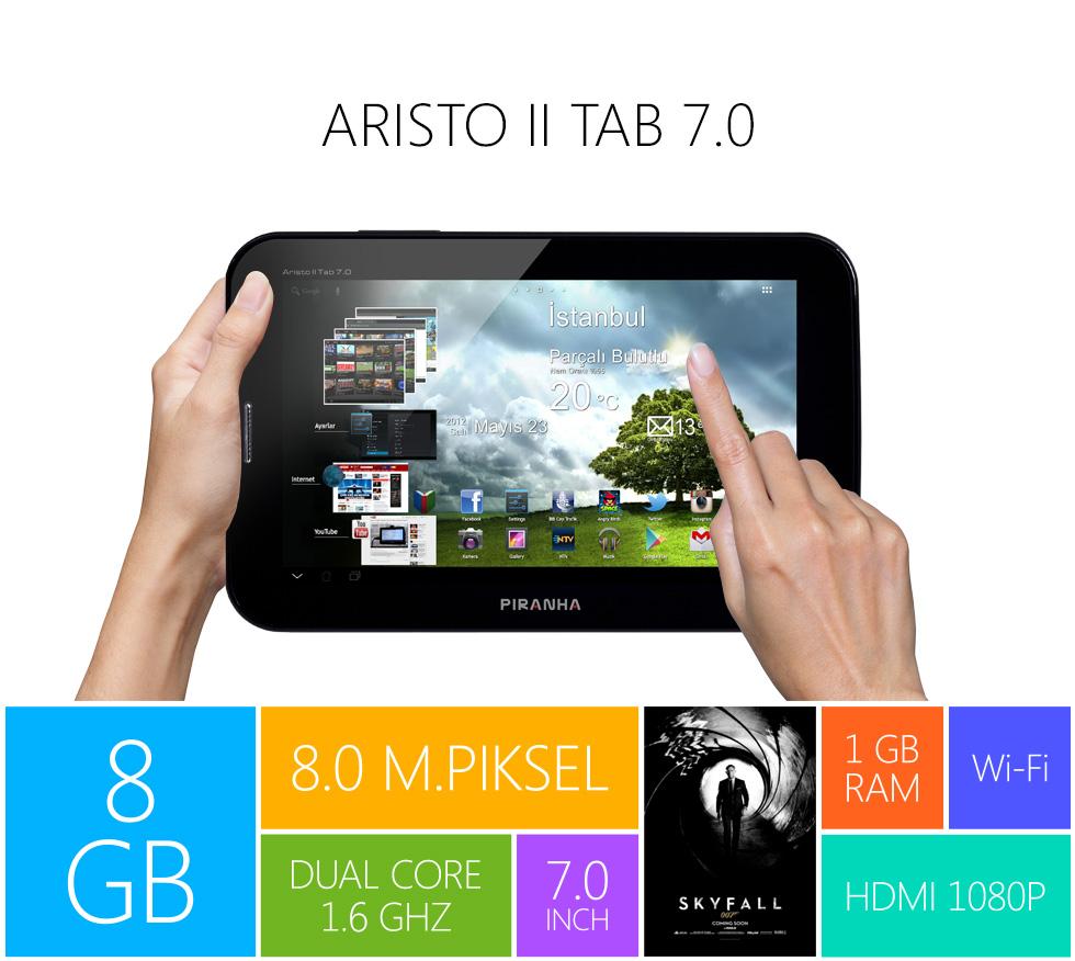 Aristo II Tab 7.0