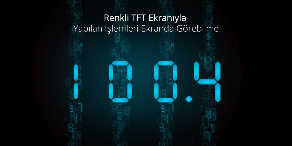 Charger L Type- Renkli TFT Ekran