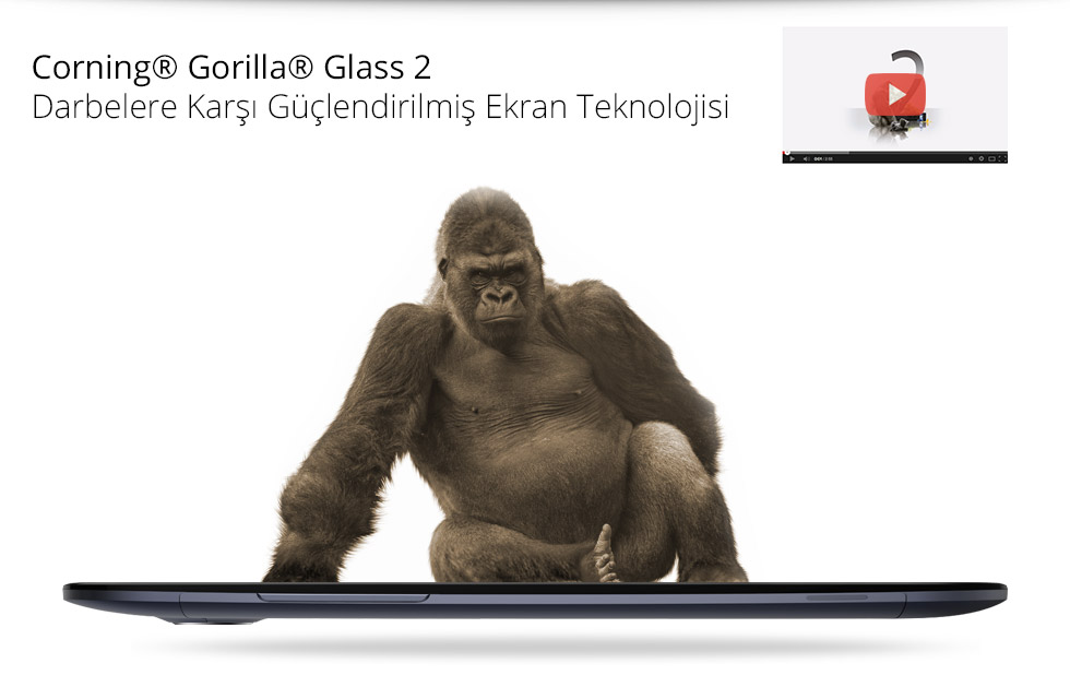 Zen-Corning Gorilla Glass 2