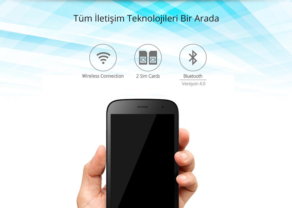 Zen-Tüm İletişim Teknolojileri Bir Arada
