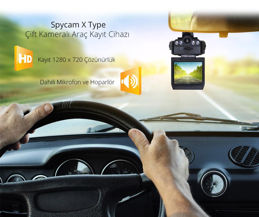 Spycam X Type